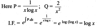 Samacheer Kalvi 12th Maths Solutions Chapter 10 Ordinary Differential Equations Ex 10.9 422