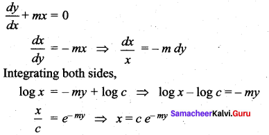 Samacheer Kalvi 12th Maths Solutions Chapter 10 Ordinary Differential Equations Ex 10.9 44