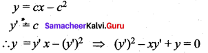 Samacheer Kalvi 12th Maths Solutions Chapter 10 Ordinary Differential Equations Ex 10.9 46