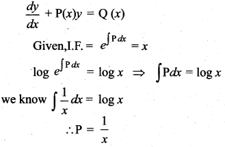 Samacheer Kalvi 12th Maths Solutions Chapter 10 Ordinary Differential Equations Ex 10.9 515