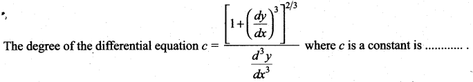 Samacheer Kalvi 12th Maths Solutions Chapter 10 Ordinary Differential Equations Ex 10.9 53
