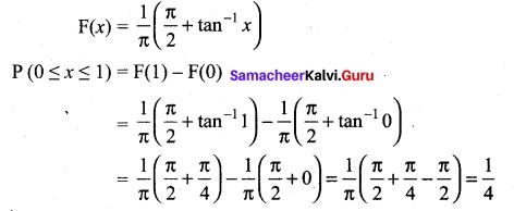 Samacheer Kalvi 12th Maths Solutions Chapter 11 Probability Distributions Ex 11.2 24