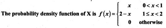 Samacheer Kalvi 12th Maths Solutions Chapter 11 Probability Distributions Ex 11.3 2