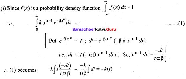 Samacheer Kalvi 12th Maths Solutions Chapter 11 Probability Distributions Ex 11.3 255