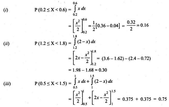 Samacheer Kalvi 12th Maths Solutions Chapter 11 Probability Distributions Ex 11.3 4