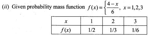 Samacheer Kalvi 12th Maths Solutions Chapter 11 Probability Distributions Ex 11.4 3