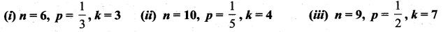 Samacheer Kalvi 12th Maths Solutions Chapter 11 Probability Distributions Ex 11.5 1