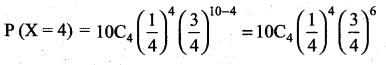 Samacheer Kalvi 12th Maths Solutions Chapter 11 Probability Distributions Ex 11.5 5