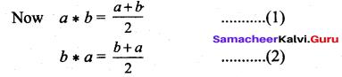 Samacheer Kalvi 12th Maths Solutions Chapter 12 Discrete Mathematics Ex 12.1 6