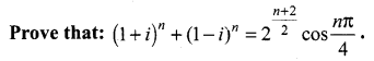 Samacheer Kalvi 12th Maths Solutions Chapter 2 Complex Numbers Ex 2.8 1