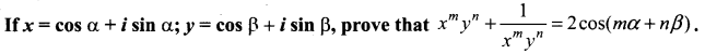 Samacheer Kalvi 12th Maths Solutions Chapter 2 Complex Numbers Ex 2.8 7