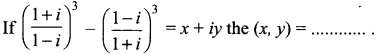 Samacheer Kalvi 12th Maths Solutions Chapter 2 Complex Numbers Ex 2.9 2