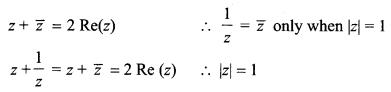 Samacheer Kalvi 12th Maths Solutions Chapter 2 Complex Numbers Ex 2.9 Q12