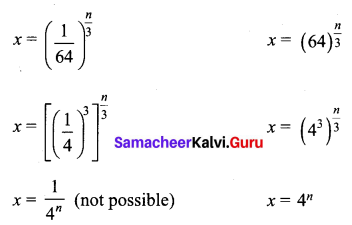Samacheer Kalvi 12th Maths Solutions Chapter 3 Theory of Equations Ex 3.5 Q3.1