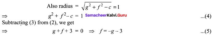 Exercise 5.1 Class 12 Maths Samacheer Kalvi