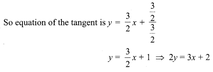 Samacheer Kalvi 12th Maths Solutions Chapter 5 Two Dimensional Analytical Geometry - II Ex 5.4 6