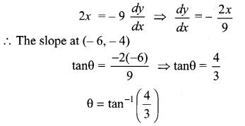 12 Physics Samacheer Kalvi 5 Two Dimensional Analytical Geometry - II Ex 5.5