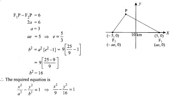 12th Physics Solutions Samacheer Kalvi 5 Two Dimensional Analytical Geometry - II Ex 5.5