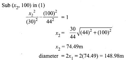 Samacheer Kalvi 12th Physics 5 Two Dimensional Analytical Geometry - II Ex 5.5