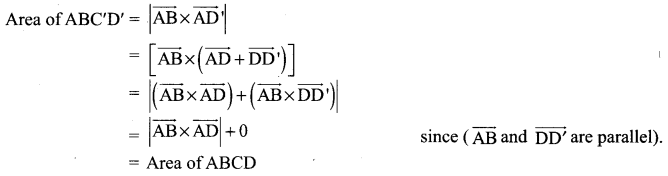 12th Maths Chapter 6 Solution
