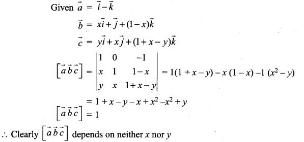 Samacheer Kalvi 12th Maths Solutions Chapter 6 Applications of Vector Algebra Ex 6.2 14