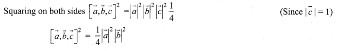 Samacheer Kalvi 12th Maths Solutions Chapter 6 Applications of Vector Algebra Ex 6.2 26