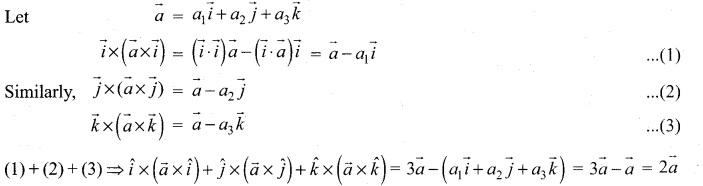 Samacheer Kalvi 12th Maths Solutions Chapter 6 Applications of Vector Algebra Ex 6.3 4