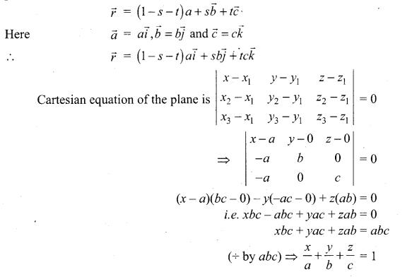 Samacheer Kalvi 12th Maths Solutions Chapter 6 Applications of Vector Algebra Ex 6.7 23