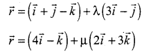 Samacheer Kalvi 12th Maths Solutions Chapter 6 Applications of Vector Algebra Ex 6.8 10