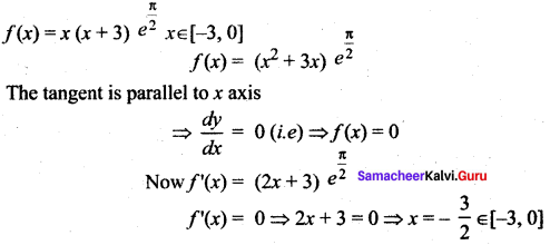 Samacheer Kalvi 12th Maths Solutions Chapter 7 Applications of Differential Calculus Ex 7.3 135