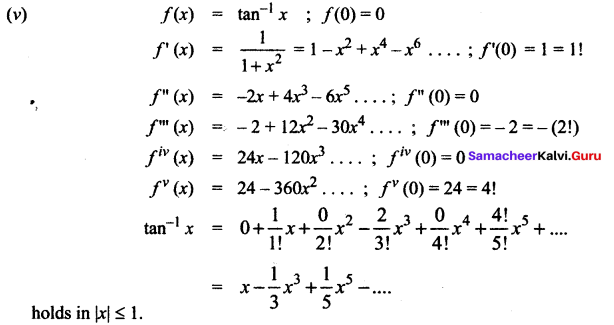 Samacheer Kalvi 12th Maths Solutions Chapter 7 Applications of Differential Calculus Ex 7.4 4