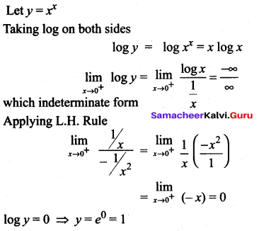 Samacheer Kalvi 12th Maths Solutions Chapter 7 Applications of Differential Calculus Ex 7.5 16