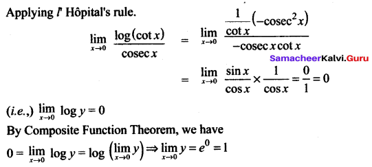 Samacheer Kalvi 12th Maths Solutions Chapter 7 Applications of Differential Calculus Ex 7.5 29