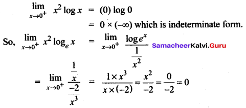 Samacheer Kalvi 12th Maths Solutions Chapter 7 Applications of Differential Calculus Ex 7.5 33