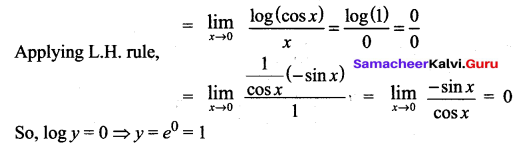Samacheer Kalvi 12th Maths Solutions Chapter 7 Applications of Differential Calculus Ex 7.5 38