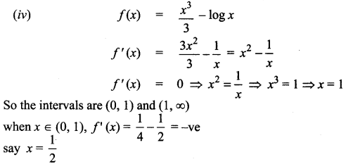 Samacheer Kalvi 12th Maths Solutions Chapter 7 Applications of Differential Calculus Ex 7.6 9