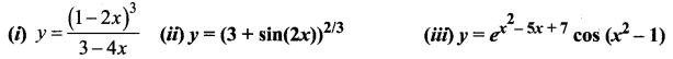 Samacheer Kalvi 12th Maths Solutions Chapter 8 Differentials and Partial Derivatives Ex 8.2 1