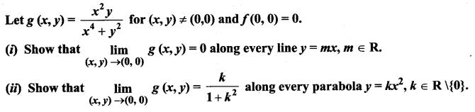 Samacheer Kalvi 12th Maths Solutions Chapter 8 Differentials and Partial Derivatives Ex 8.3 10