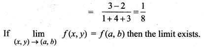 Samacheer Kalvi 12th Maths Solutions Chapter 8 Differentials and Partial Derivatives Ex 8.3 3