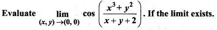 Samacheer Kalvi 12th Maths Solutions Chapter 8 Differentials and Partial Derivatives Ex 8.3 4