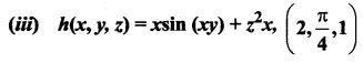 Samacheer Kalvi 12th Maths Solutions Chapter 8 Differentials and Partial Derivatives Ex 8.4 1