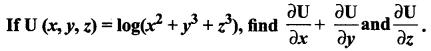 Samacheer Kalvi 12th Maths Solutions Chapter 8 Differentials and Partial Derivatives Ex 8.4 13