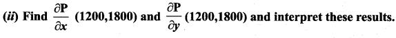 Samacheer Kalvi 12th Maths Solutions Chapter 8 Differentials and Partial Derivatives Ex 8.4 30