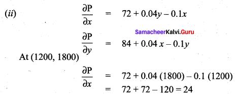 Samacheer Kalvi 12th Maths Solutions Chapter 8 Differentials and Partial Derivatives Ex 8.4 31