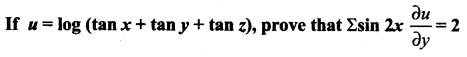 Samacheer Kalvi 12th Maths Solutions Chapter 8 Differentials and Partial Derivatives Ex 8.4 33