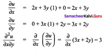 Samacheer Kalvi 12th Maths Solutions Chapter 8 Differentials and Partial Derivatives Ex 8.4 36