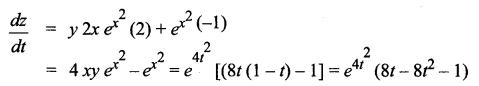 Samacheer Kalvi 12th Maths Solutions Chapter 8 Differentials and Partial Derivatives Ex 8.6 20