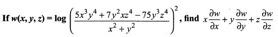 Samacheer Kalvi 12th Maths Solutions Chapter 8 Differentials and Partial Derivatives Ex 8.7 24