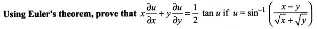 Samacheer Kalvi 12th Maths Solutions Chapter 8 Differentials and Partial Derivatives Ex 8.7 27