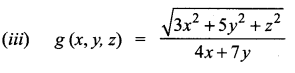Samacheer Kalvi 12th Maths Solutions Chapter 8 Differentials and Partial Derivatives Ex 8.7 4